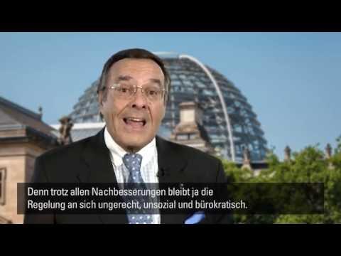 """""""Erbschaftsteuer gehört abgeschafft"""""""