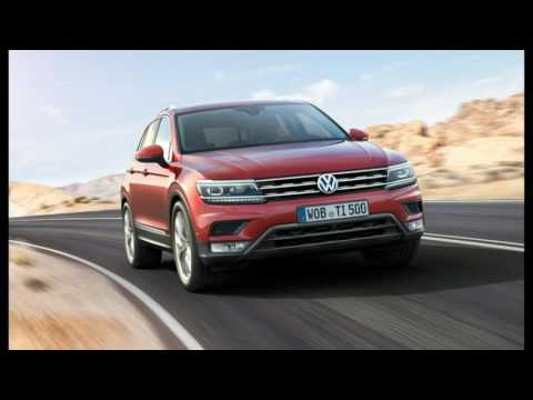 2017 Volkswagen Tiguan Release Date,the Problem Engine Performance