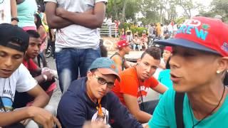 FREESTYLE RAP/CONSTANTE VS MAJESTIC /COLOMBIA VS VENEZUELA/BATALLA DE GALLOS/CALI/HIP HOP thumbnail