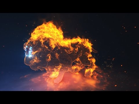 Burning Effect - After Effects Tutorial - Voxyde