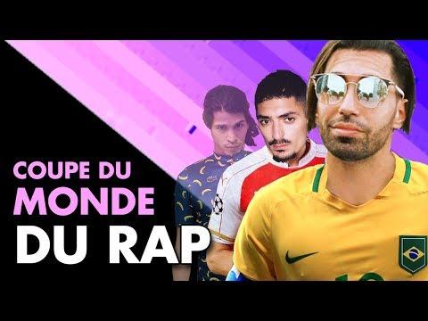 LA COUPE DU MONDE DU RAP ⚽️ (8èmes de Finale)