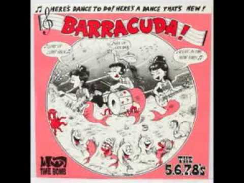 """5 6 7 8 s """"barracuda"""""""