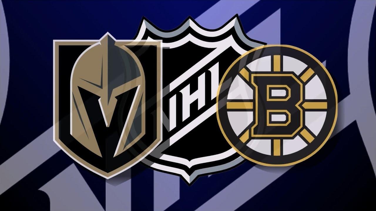 Лас-Вегас – Бостон (16.10.17) Обзор матча... MyTub.uz