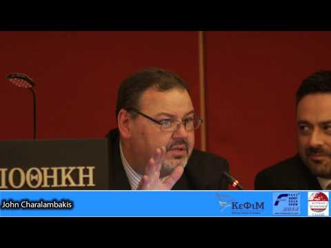 Free Market Road Show, Athens 2014 (part 2) in English