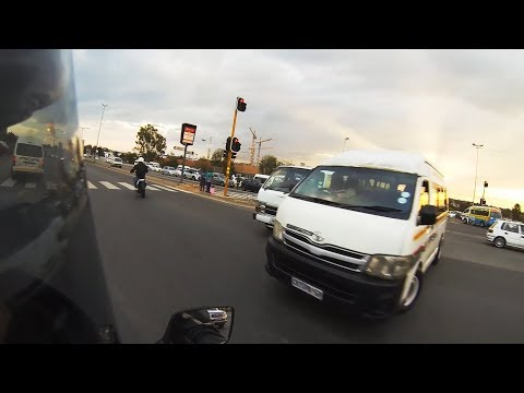 Taxis In South Africa Compilation #2 2018