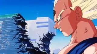 Goku vs Vegeta at the World Tournament