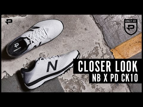 aecb210b247 New Balance x Pro:Direct CK10 Cricket Shoes - Closer Look - YouTube