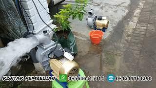 Pompa Air Irigasi Sawah JET 1000