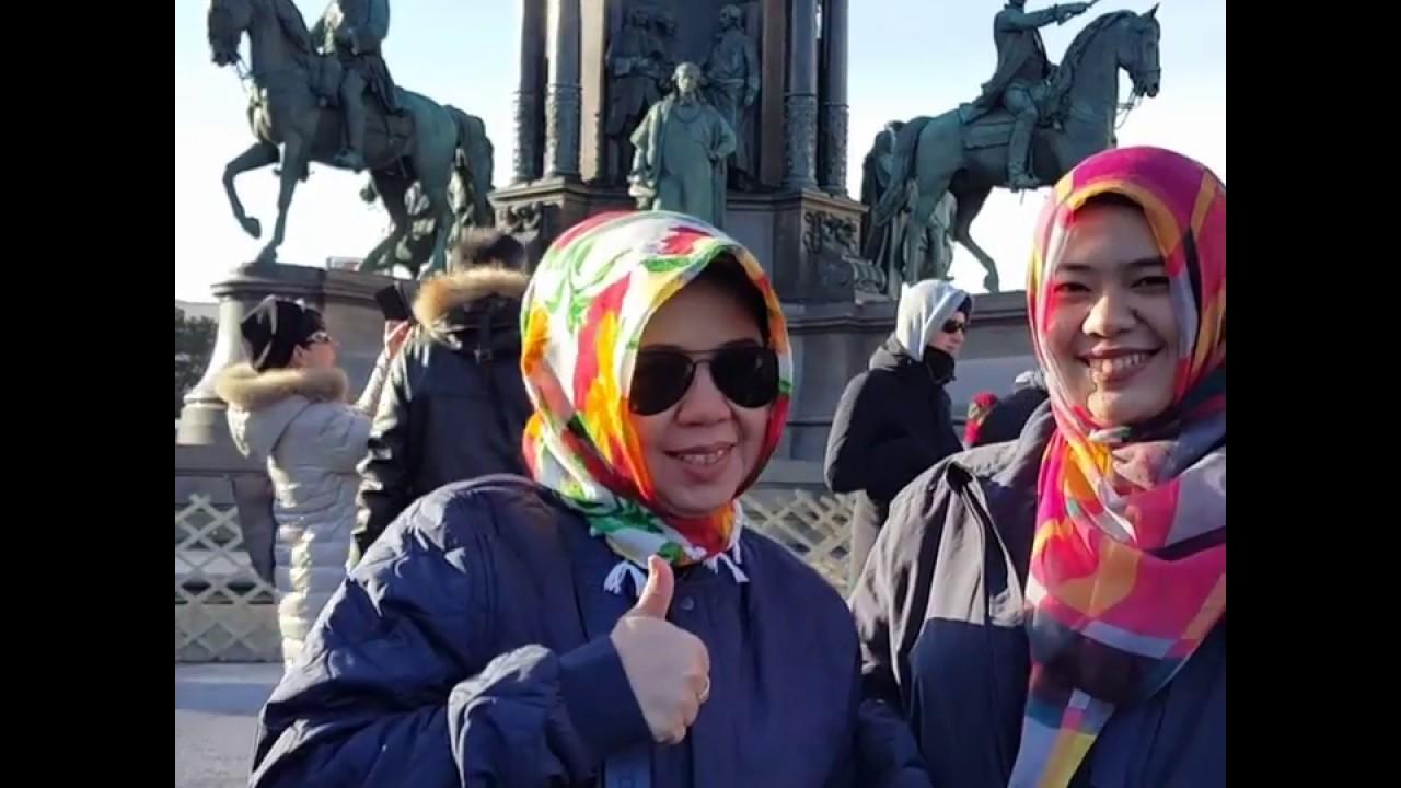 Testimoni Peserta Tour Wisata Muslim Vienna
