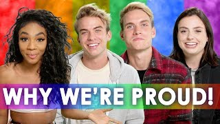 Our First Times - Getting Ready for PRIDE w/  Rhodes Bros, Kellie Sweet, Amy Ordman thumbnail