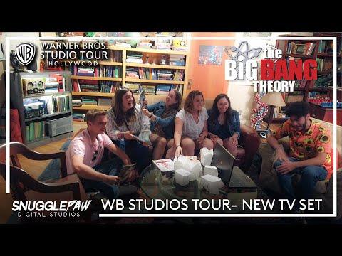 Big Bang Theory Set At Warner Brothers Tour | Los Angeles
