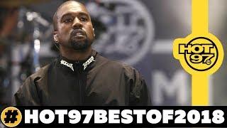 Breaking Down Kanye West's Unpredictable 2018
