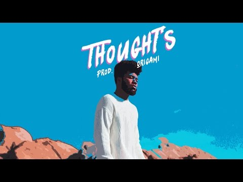 "Khalid x Saba type beat 2017 - ""Thoughts"" 