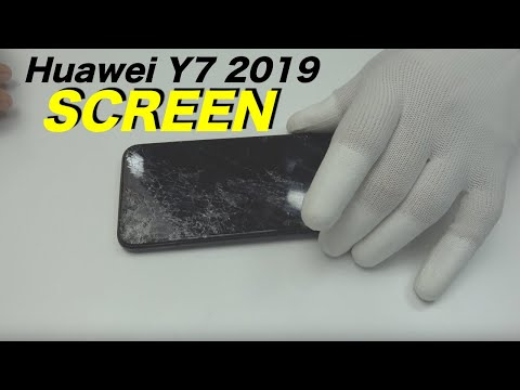 Huawei Y7 2019 Screen Replacement