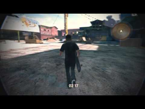 Skate 2 | Superman Glitch | + Out Of Map !