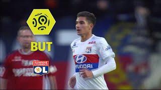 But Houssem AOUAR (79') / Amiens SC - Olympique Lyonnais (1-2)  / 2017-18
