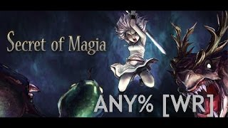 [WR] Secret of Magia Any% in 11:15
