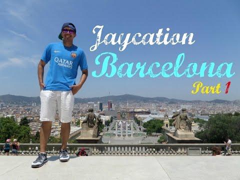 Barcelona, Spain Travel Guide (Part One) | Jaycation Vlog