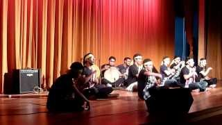 Dikir Barat Anak Tupai (Halim Yazid) Cover Performance in University of Nottingham Malaysia Campus