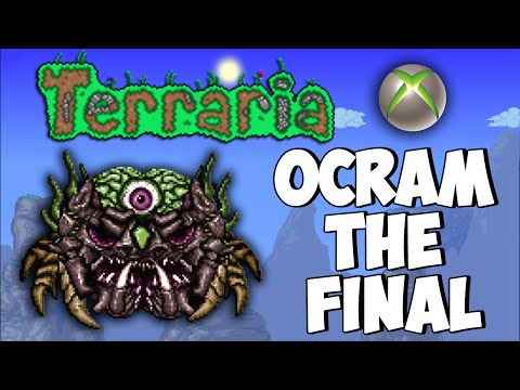 Terraria Xbox - Nitro's Magic Mansion - Ocram The Final [30]