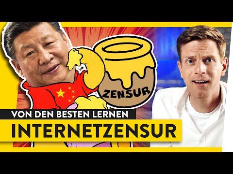 Wird China zum großen Internetzensur-Vorbild? | WALULIS
