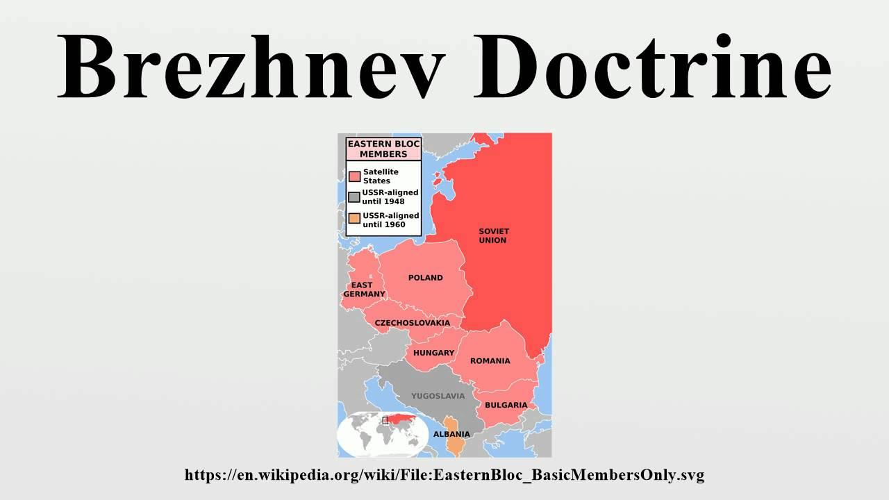 BREZHNEV DOCTRINE PDF