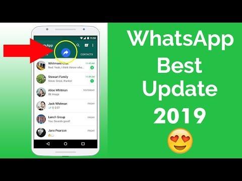 WhatsApp Best Update 2019