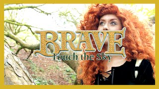 Gambar cover Touch the Sky (BRAVE) [& ANNOUNCEMENT] | Georgia Merry Cover