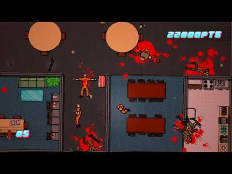 HotlineMiami2-Wrong number: Release level (2/2)