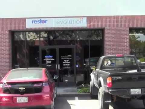 Evolution Facility Tour