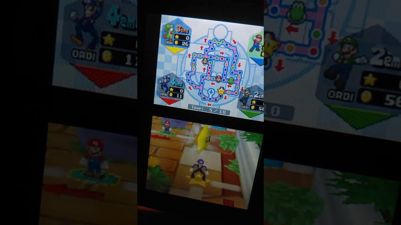 Mario Party Ds Wiggler Jardin Part 1
