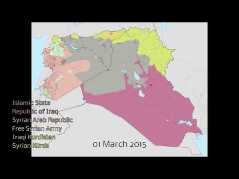 Islamic State - Frontline (March 2015)