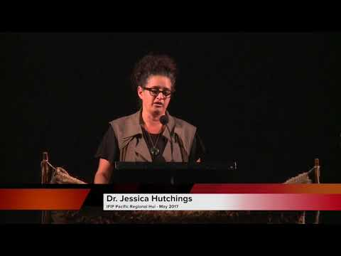 Dr Jessica Hutchings: Food Sovereignty (IFIP hui 2017)