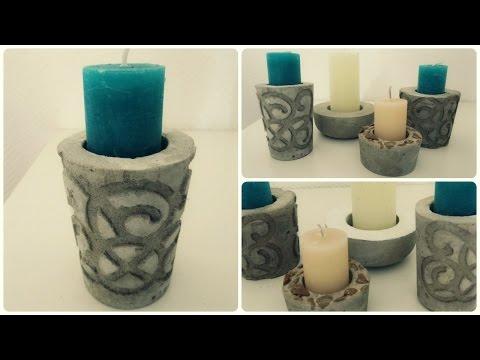 kerzenhalter-aus-beton-#2-*-diy-*-concrete-candle-holder-[eng-sub]