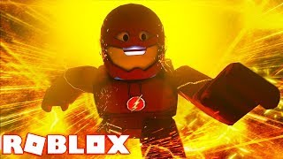 L'aventure SUPERHERO à Roblox (I Saved A Superhero)