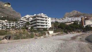 Апартаменты в Испании премиум класса в Альтеа, комплекс Mascarat Beach. Элитная недвижимость Испании