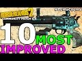 Top 10 Best and Most Improved Guns and Weapons from Borderlands 2 Community Patch 3.0 #PumaCounts