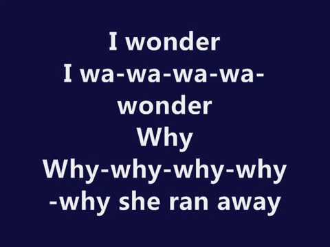 Lyrics for runaway by del shannon