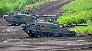 Japan Type 10 Main Battle Tank Japan Steel Works L44 120mm gun
