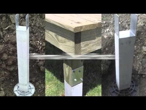 Perma-Columns, Perma-DeckPosts, Sturdi-Wall Brackets, FootingPads and  Cupolas