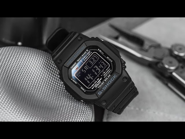 Is this the only tool watch you ever need? | Hands on with the Casio G-Shock GW-M5610-1BER