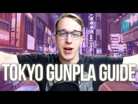 1577 - Tokyo Gunpla Guide Out Now!