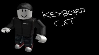 keyboard cat theme but is the roblox death sound