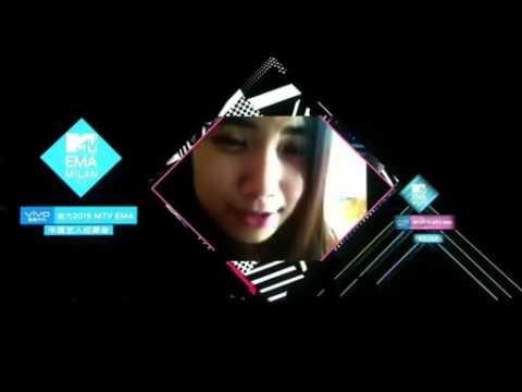 Hangeng MTV EMA China 2015