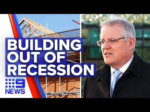 Home Construction Grants To Revive Economy | Nine News Australia