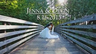 Jenna & Devin | August 16, 2015