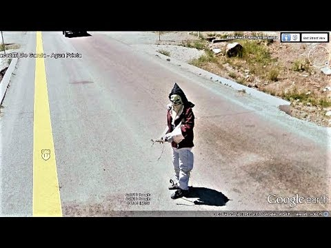 STRANGEST Google Street View Images