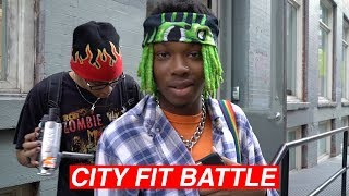 City Fit Battles - Los Angeles vs New York