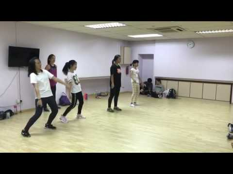 Teens Hiphop classes Singapore - Ed Sheeran's Shape of You