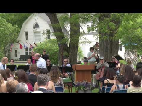 The Putney School Graduation 2017